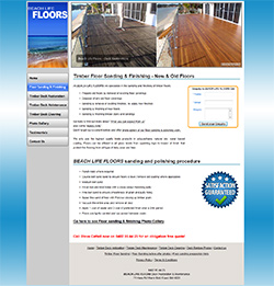 Timber deck sanding timber floor sanding